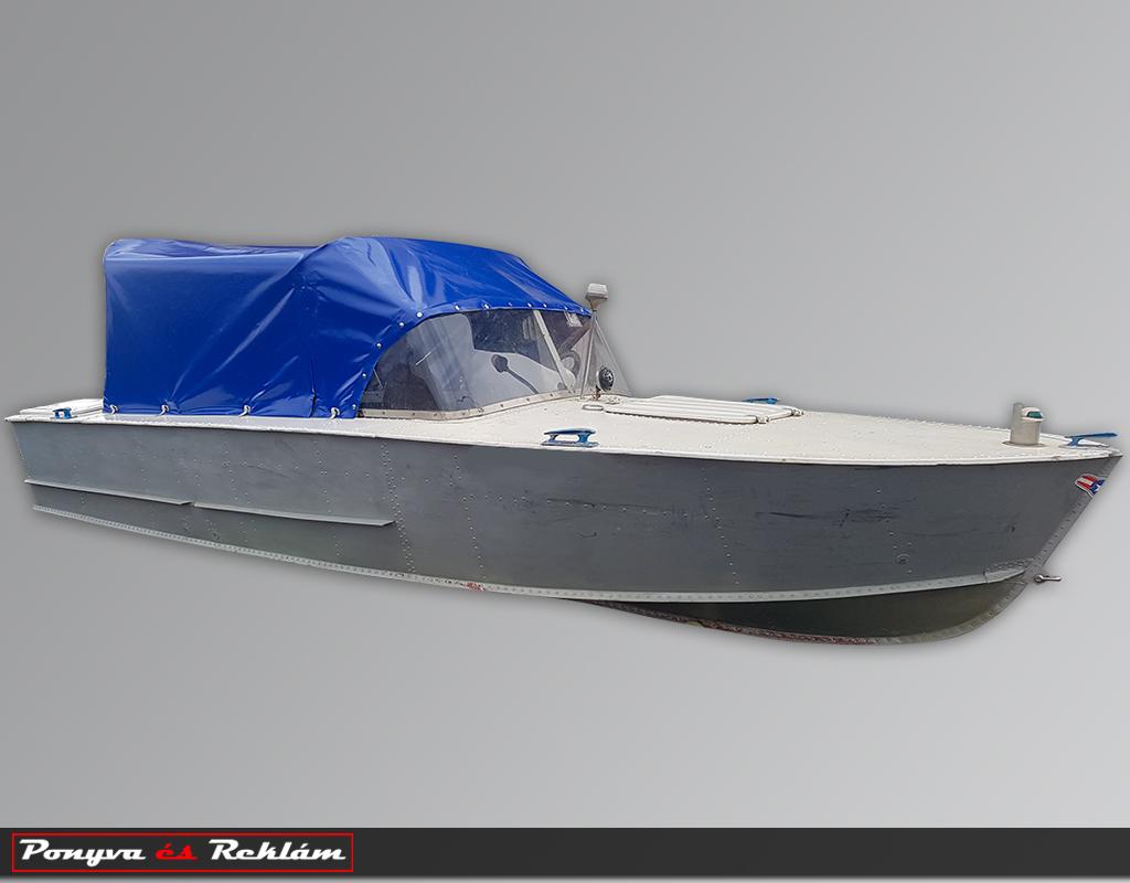 Hajófülke-ponyvázás