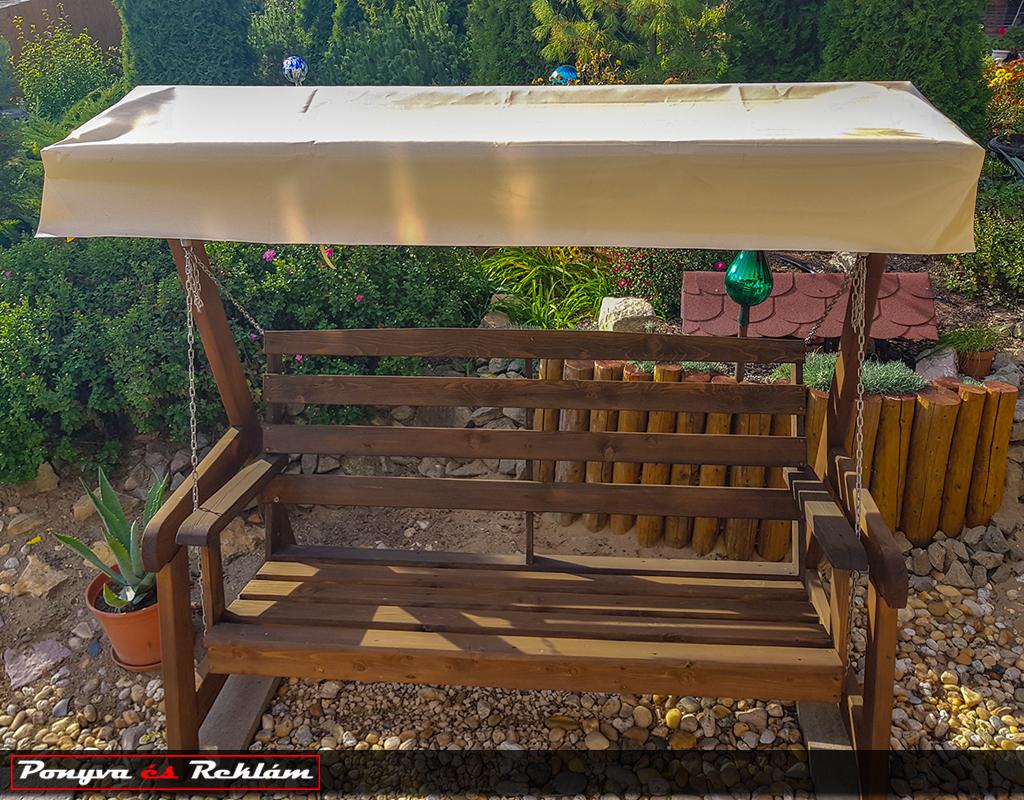 Kerti bútor napellenző