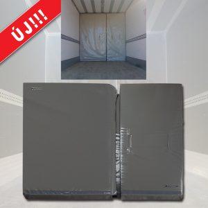 Hűtőtér elválasztó fal